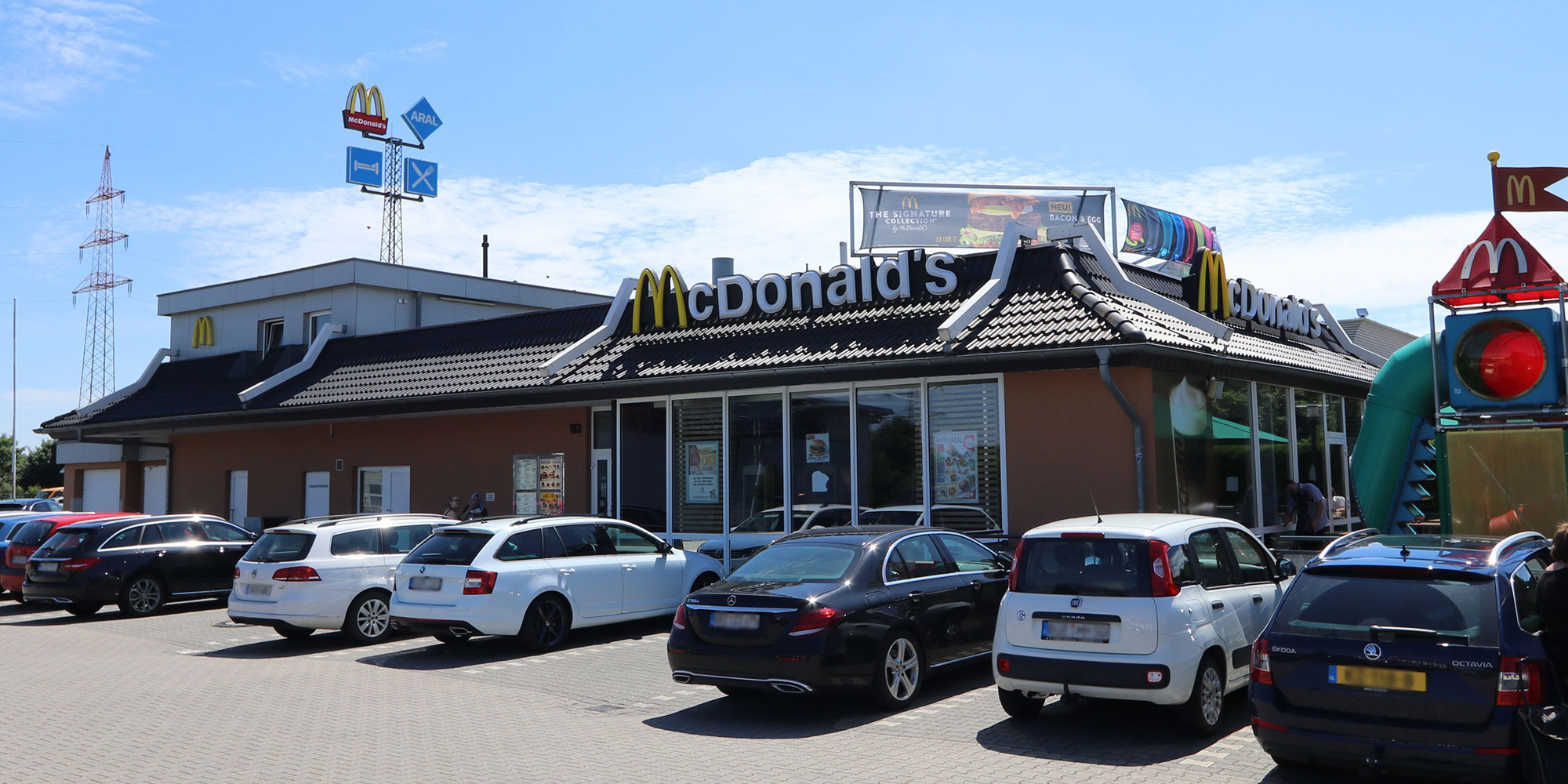 McDonald's in Geseke